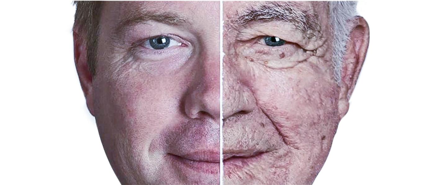 Envelhecimento Intrínseco ou Extrínseco?